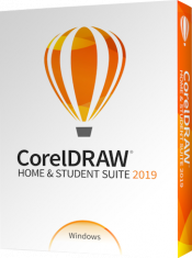 CorelDRAW Home & Student Suite 2019 ESD (ESDCDHS2019ROEU)