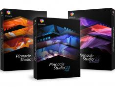 Pinnacle Studio 23 Ultimate (ESDPNST23ULML)