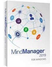 Mindjet MindManager 2019 for Windows - Single (Electronic Delivery) (ESDLCMM2019SUML)